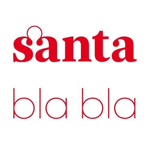 Santa bla bla